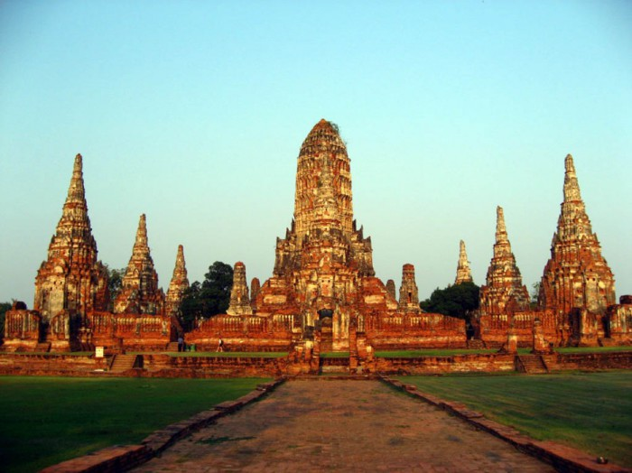 Крупнейший город Таиланда.