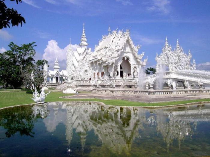 Великолепие города Чиангмай.