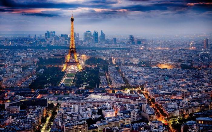 Самый романтичный город в мире.
