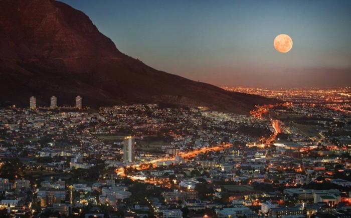 Крупнейший город Южной Африки.