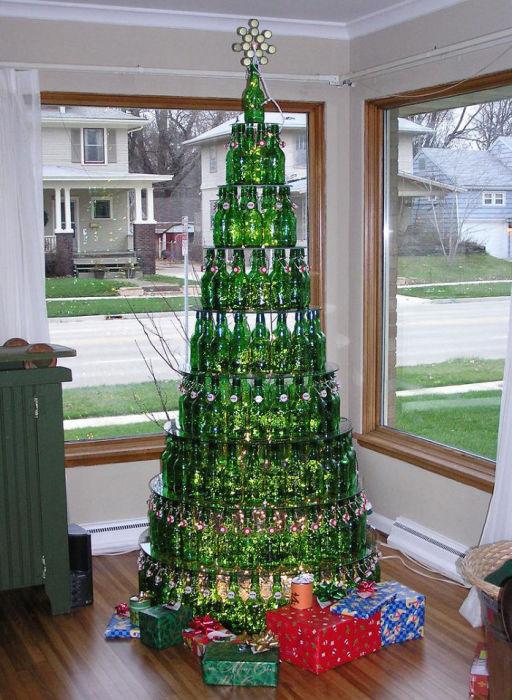 Веселый Новый год для любителей пива.