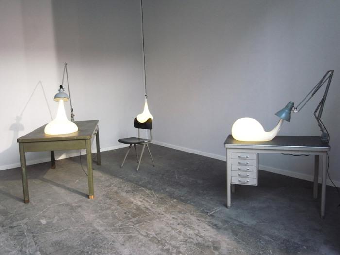 Потрясающие лампы.