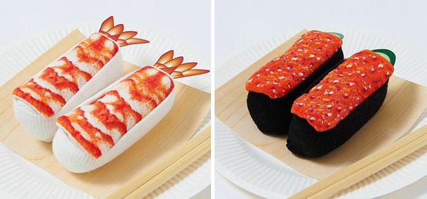 Самые вкусные на вид японские носки.