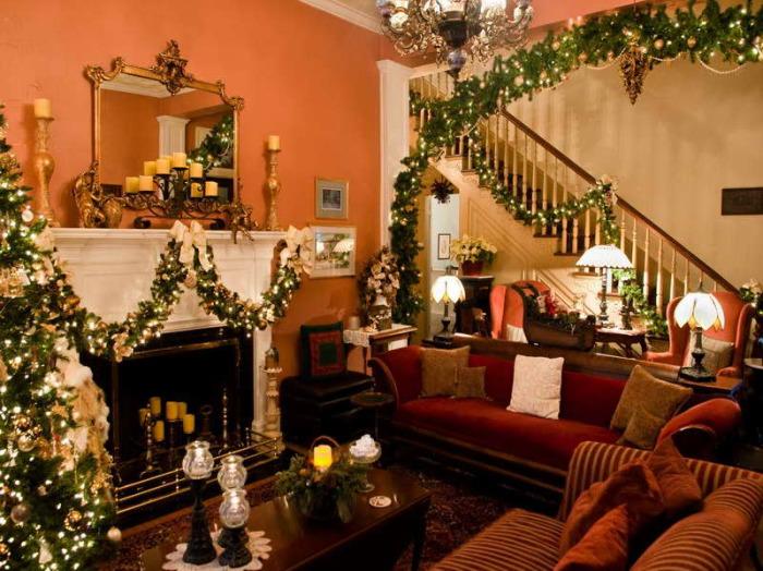 Новогодние картинки домашние уютные