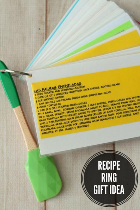 Собрание любимых рецептов для человека, который любит готовить.