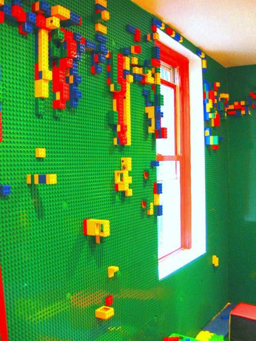 Стена, на которой можно построить что угодно.