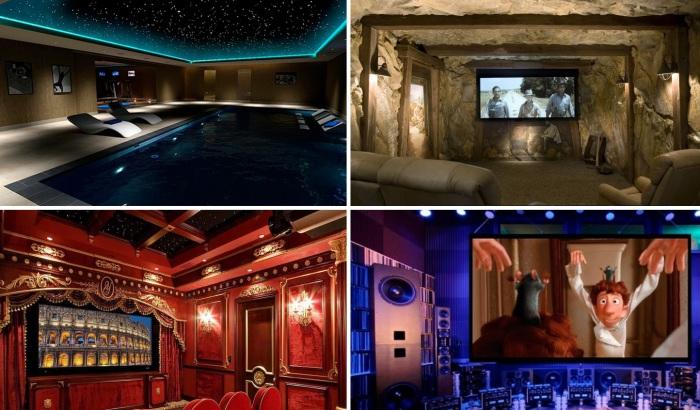 25 самых удивительных кинотеатров.