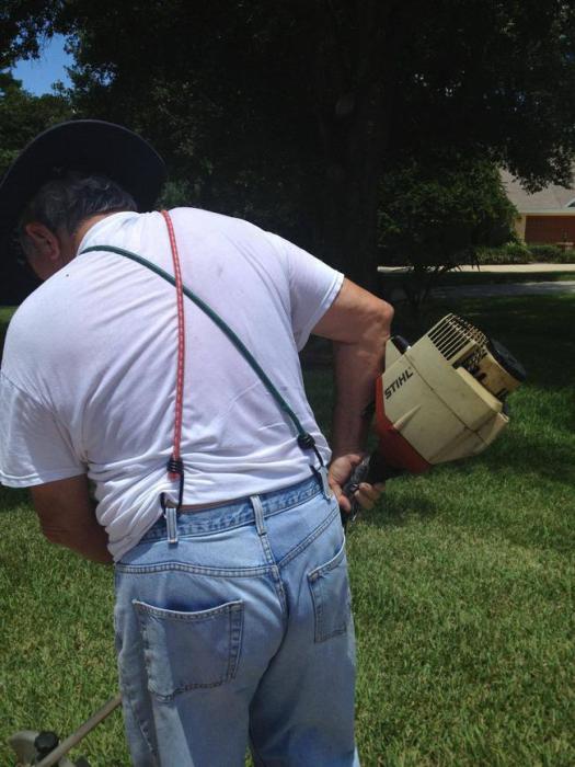 Подтяжки из крючков для туристических походов.