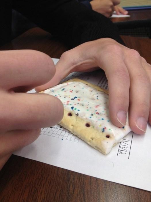 Крекер - лучший помощник в решении геометрических задач.