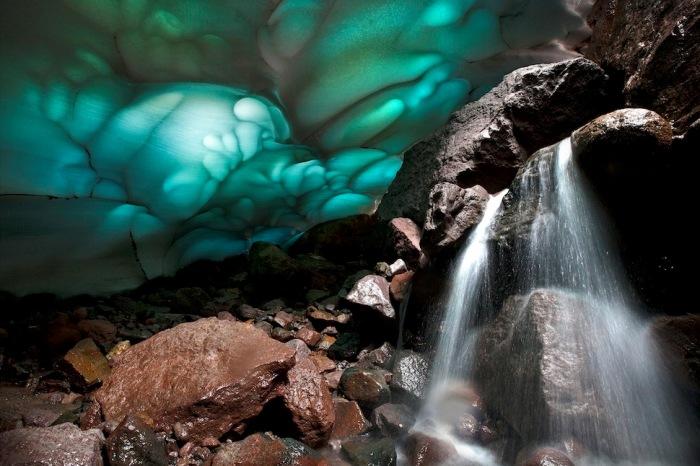 Ледник Сэнди.