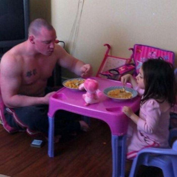 Завтрак на двоих.
