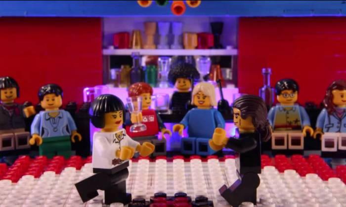 Сцена из фильма «Криминальное чтиво».