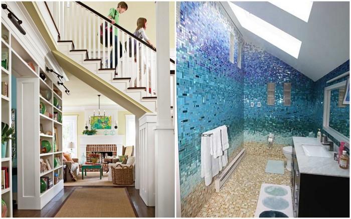 Оригинальные идеи декора дома.