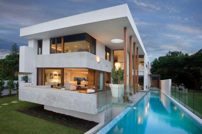 Великолепный дом.