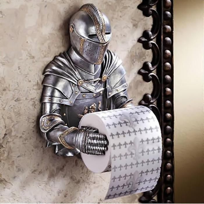 Для тех, кто ждет рыцаря.