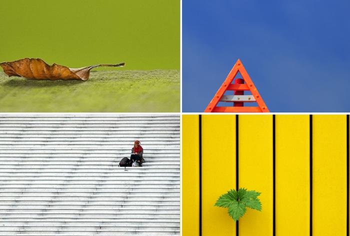 20 минималистичных фотографий.