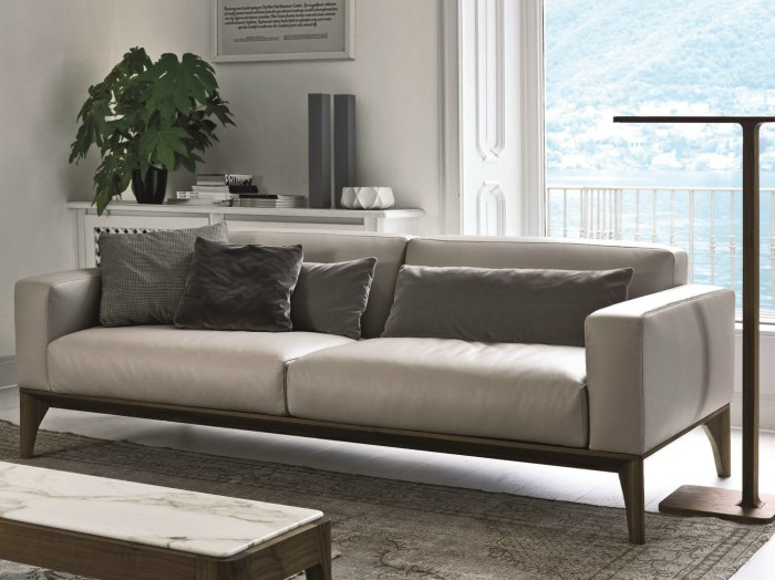 Комфорт и удобство - отличный выбор для современных гостиных.