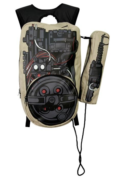 Рюкзак для тех, кто мечтает почувствовать себя охотником за привидениями.