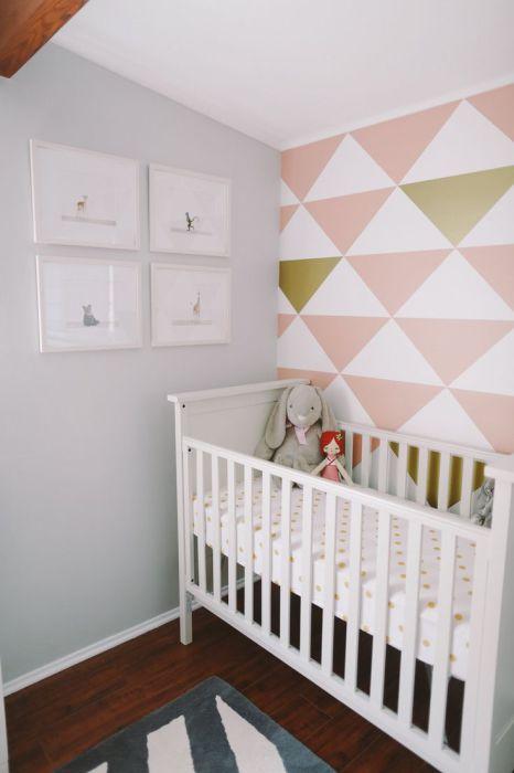 Пастельная детская комната.