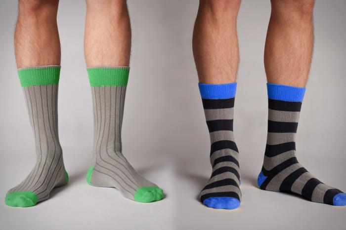 «Вечные» носки, которые никогда не порвутся.