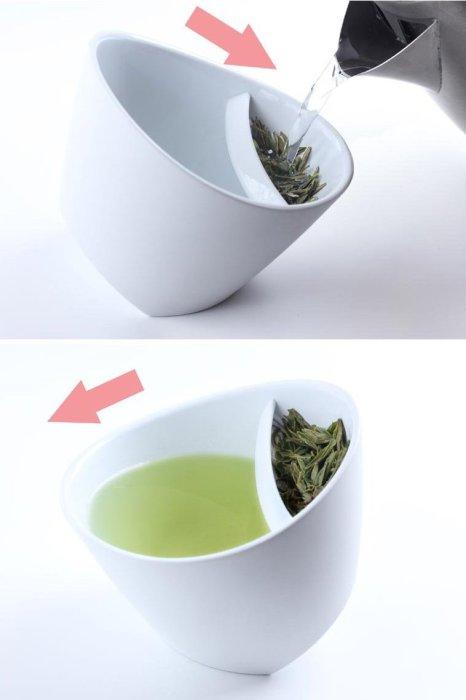 Чашка для удобного заваривания чая.