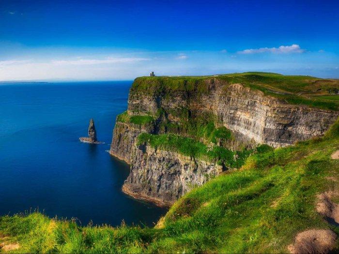 Скалы Мохер в графстве Клэр в Ирландии.