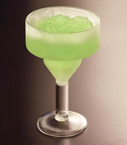Оригинальный бокал для маргариты.