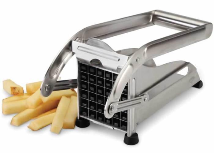 Машинка, которая поможет сделать картошку фри равномерной.