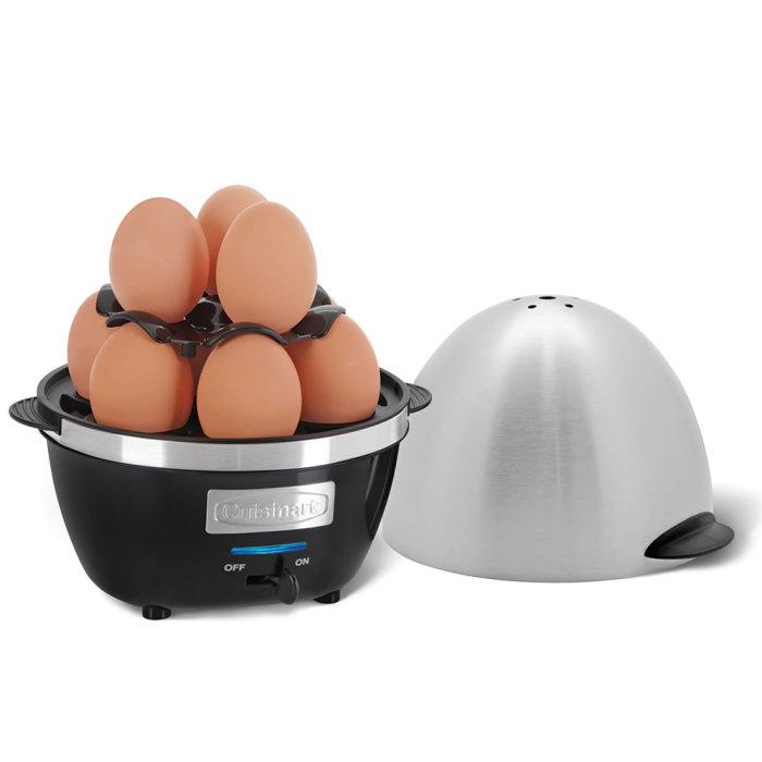 С помощью этого приспособления можно сварить 10 яиц одновременно!