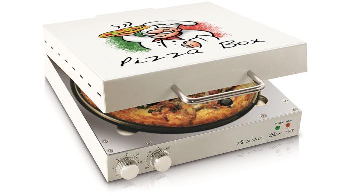 Теперь испечь пиццу можно прямо в коробке для доставки.