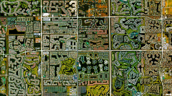 Городок во Флориде.