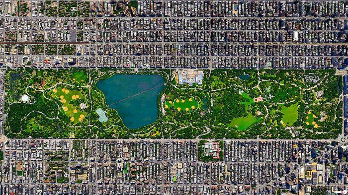Центральный парк.