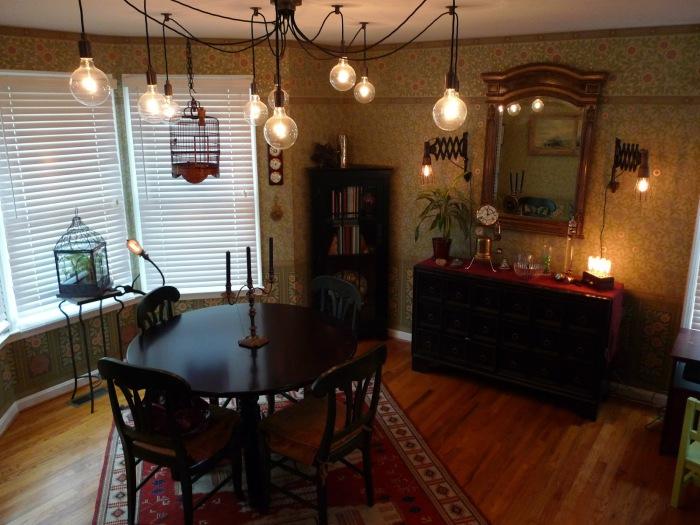 Правильно подобранное освещение может легко подчеркнуть дизайн всей комнаты.