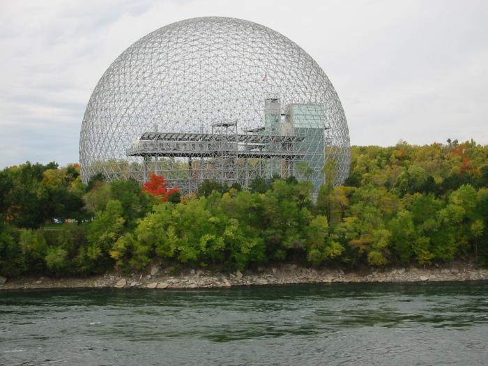 Необычный музей в Монреале.