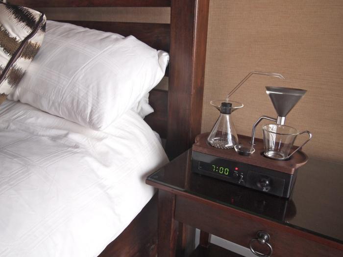 Будильник для приятного пробуждения.