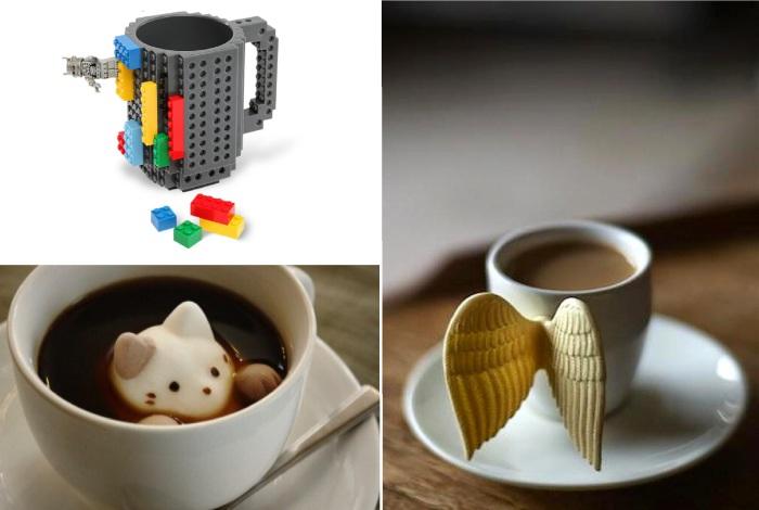 Оригинальные приспособления для настоящих любителей кофе.