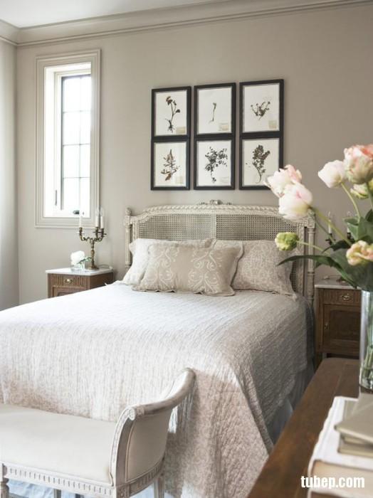 15 способов стильно и эффектно украсить стены спальни