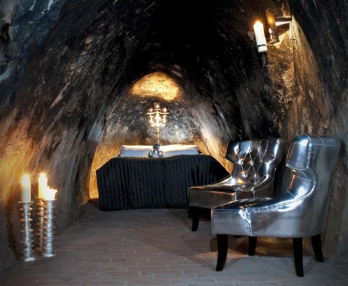 Необычный курорт в Швеции.