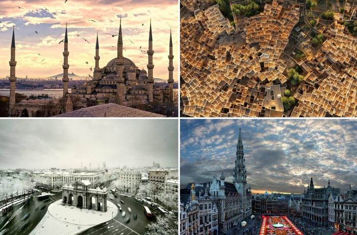 Города, которые должен посетить каждый.
