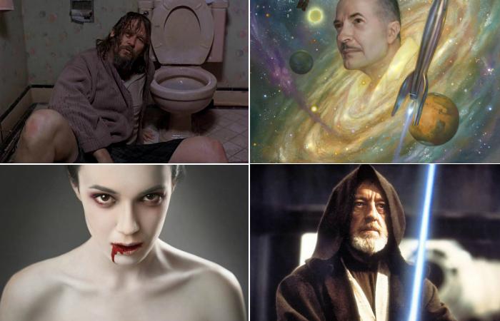 Религии, созданные на основе фильмов и литературных произведений.