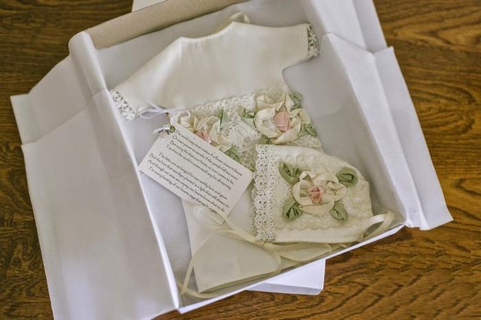 Платья для ангелов от Lisa Grubbs