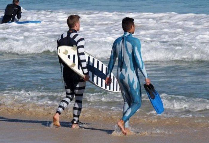 Защитные гидрокостюмы Anti-Shark.