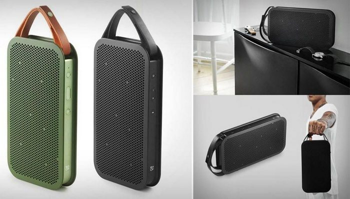 BeoPlay A2 - мощная беспроводная акустика.