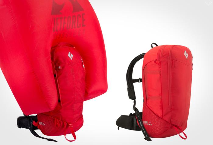 Уникальный рюкзак для любителей экстрима.