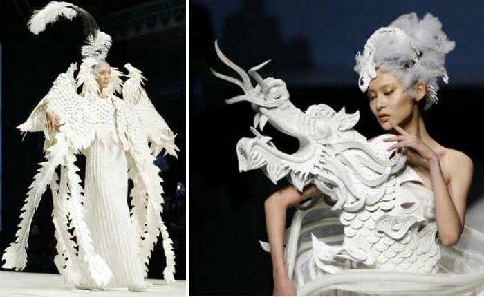Высокая мода от Сюй Мин.