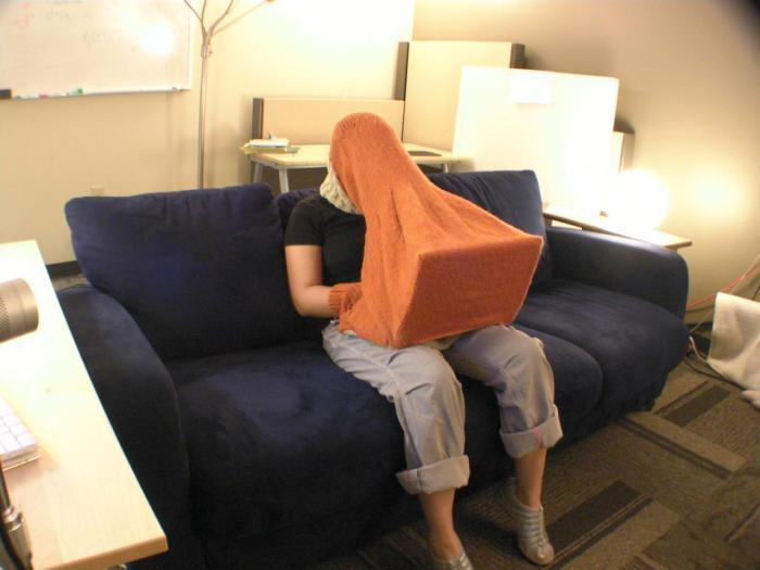 Laptop Compubody Sock: уютно, тепло и далеко от всех.