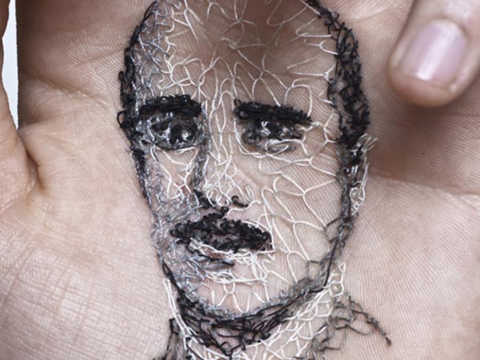 Портрет отца Дэвид Ката.