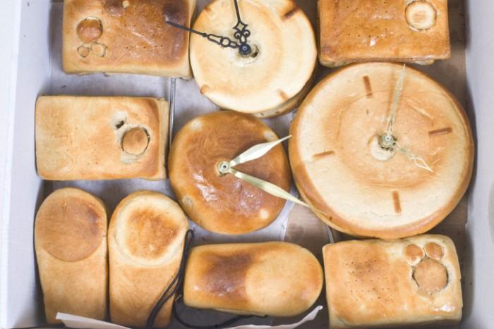 Хлебная коллекция от Ницан Дебби.