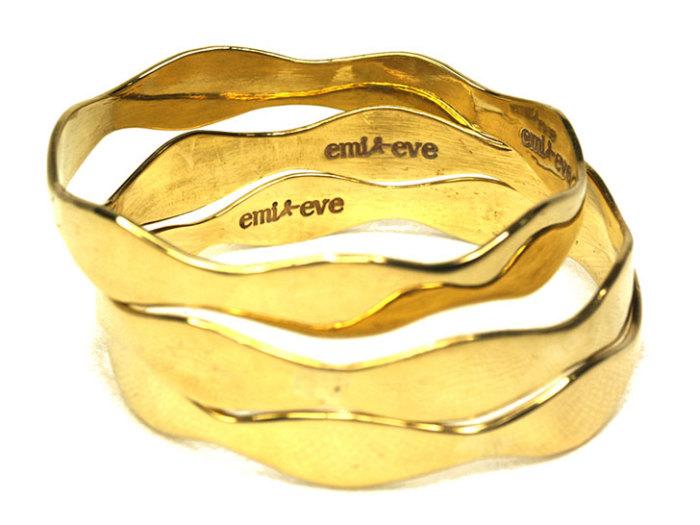 Кольцо Emi & Eve из гильз.