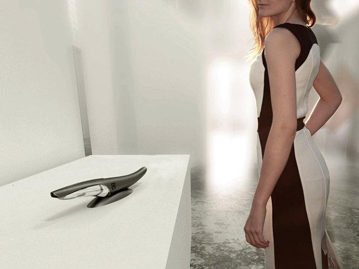 Fabric Pen - гаджет для быстрого ремонта одежды.